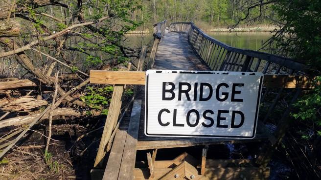 Bridge Closed